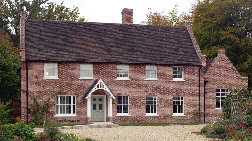 Brick Timber Frame Homes : Timber frame or blockwork homebuilding renovating