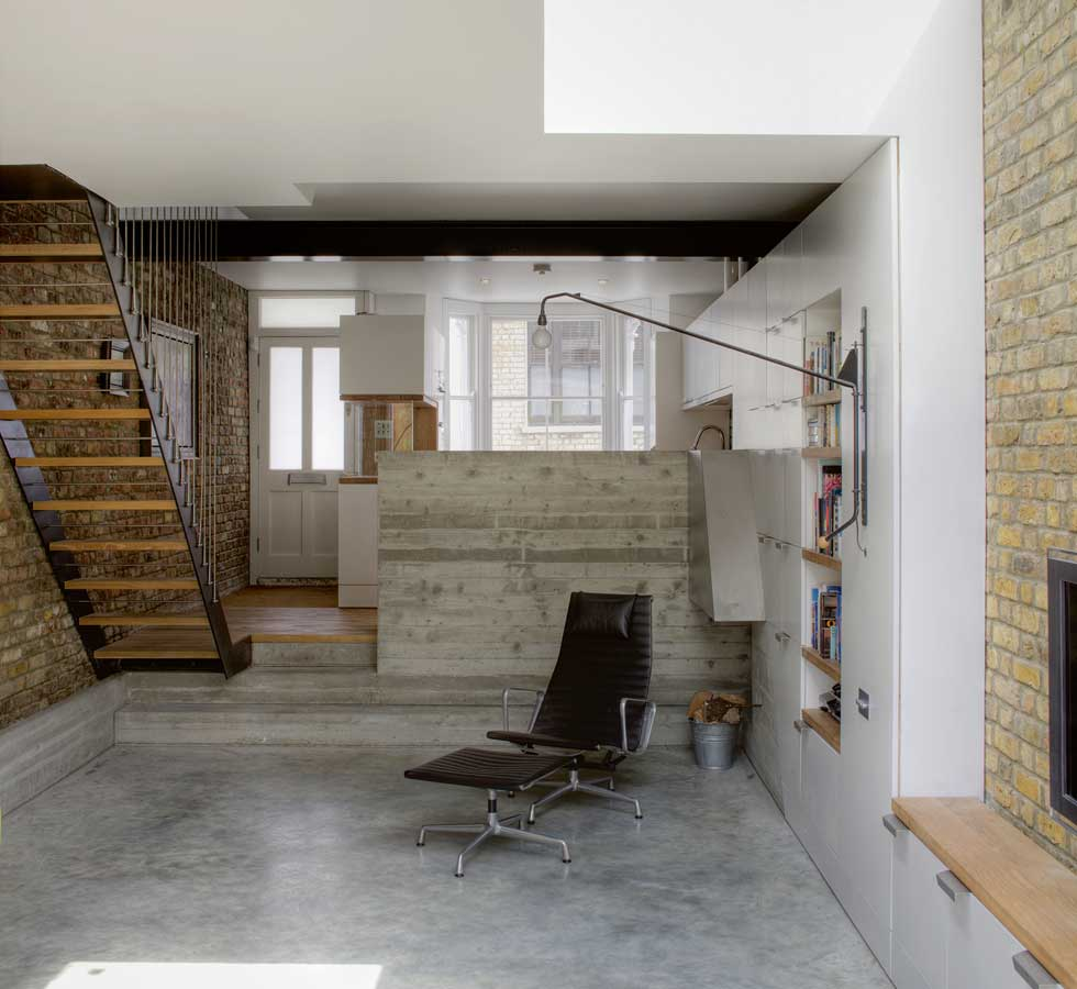 Remodelling A Victorian Terrace
