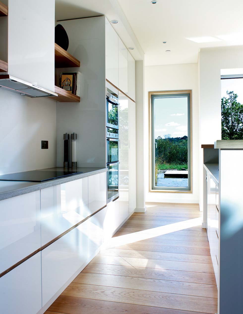 Pad house kitchen