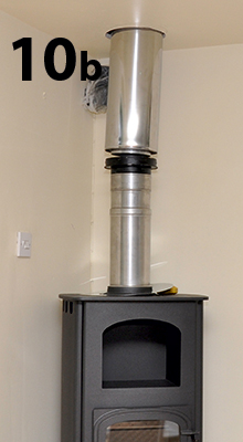 How To Install A Woodburning Stove Homebuilding Amp Renovating