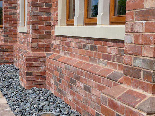 Charmind traditional-style blend from Furness Bricks