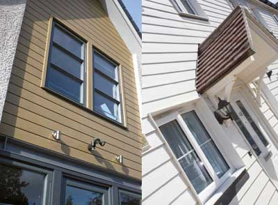 Timber cladding homebuilding renovating for What is window cladding