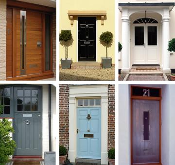 Access and Security  External doors  Choosing External Doors   Homebuilding   Renovating. Contemporary Oak External Doors Uk. Home Design Ideas
