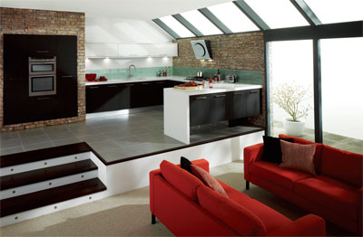 Open Plan Living Homebuilding Renovating