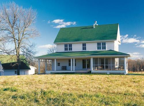 New england style homebuilding renovating for New american house style