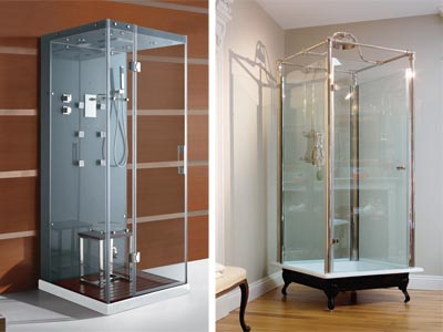 How To Build A Steam Shower. Steam Shower More. Home Steam Room ...