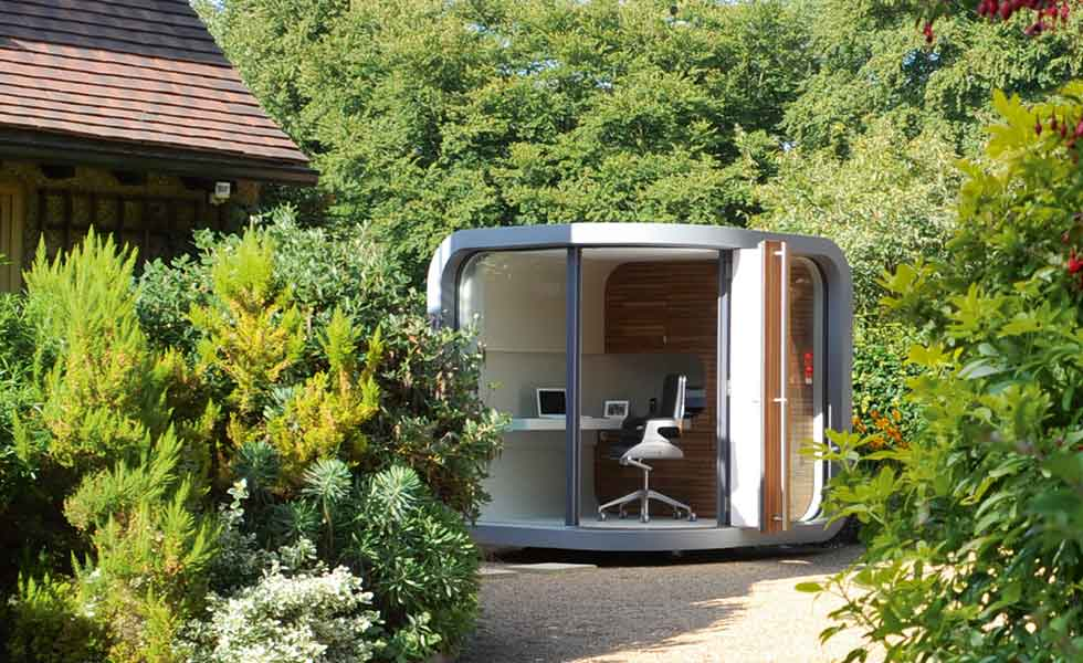 20 things you can do without planning permission for Outdoor office building