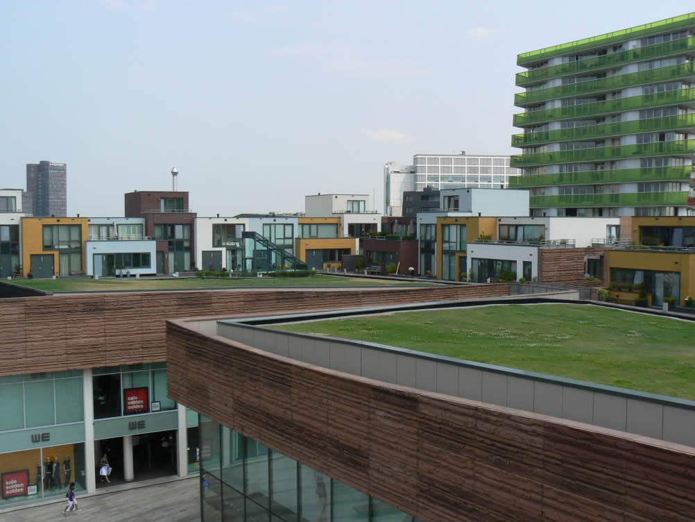 Almere in the Netherlands, by Stipo Team