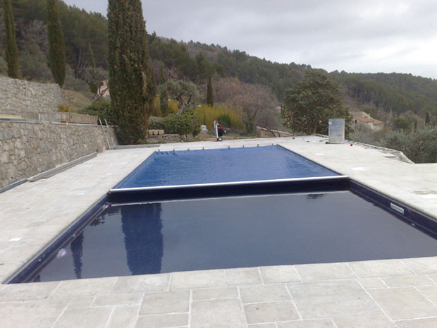 a family pool by Polypool