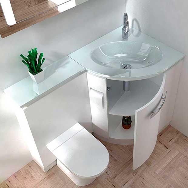 Sanitaryware: Built-In or Freestanding? Homebuilding & Renovating