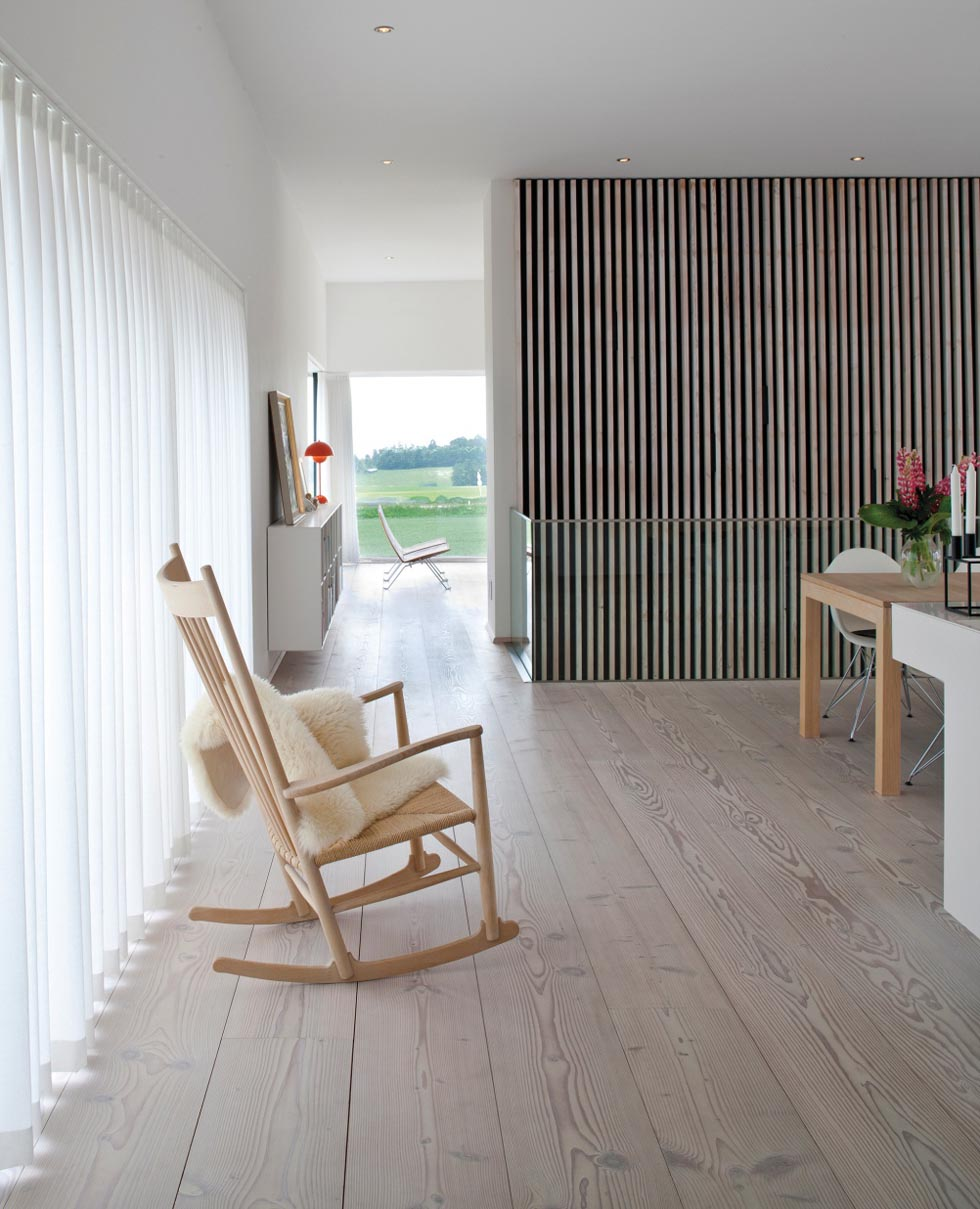 Natural Light Wood Floor