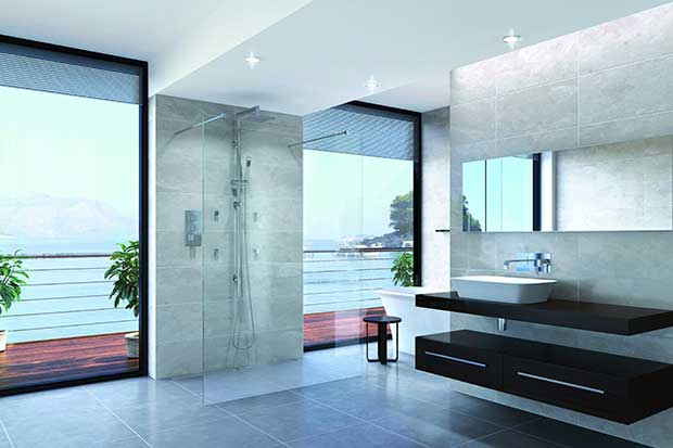 Aqata Spectra SP440 Shower Screen