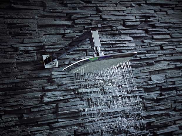 Aquaflow Italia Dream Square Shower Head
