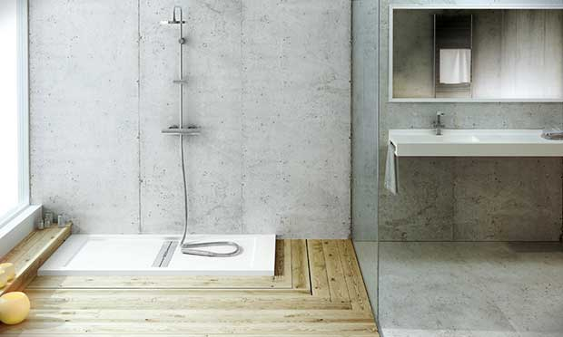 Fiora Xtreme Shower Tray