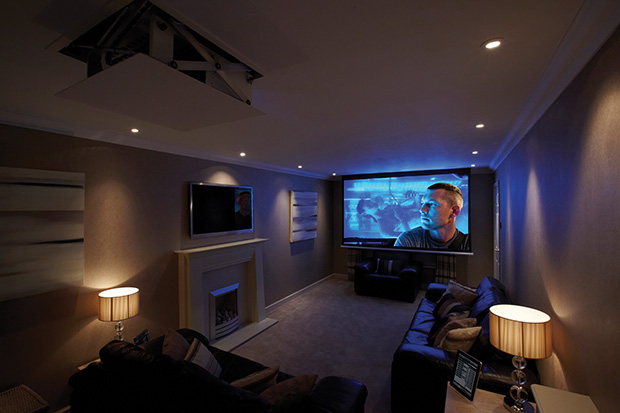 Creating A Home Cinema Homebuilding Renovating