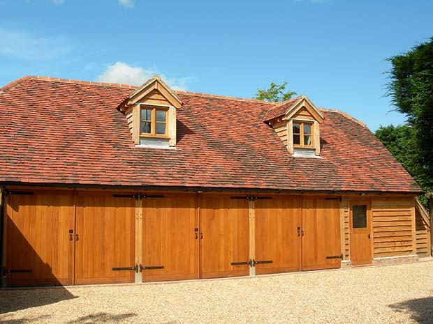 Garage design homebuilding renovating for Three bay garage