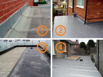 Surveying A Flat Roof Homebuilding Amp Renovating