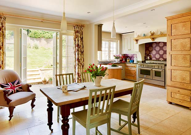 Stunning Small Kitchen Diner Ideas Uk Sarkemnet With Open Plan Lounge Kitchen  Diner Ideas.