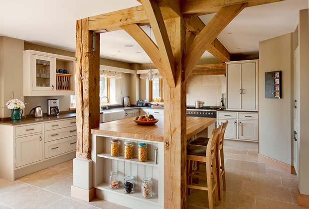 Room sizes homebuilding renovating for 4m kitchen ideas