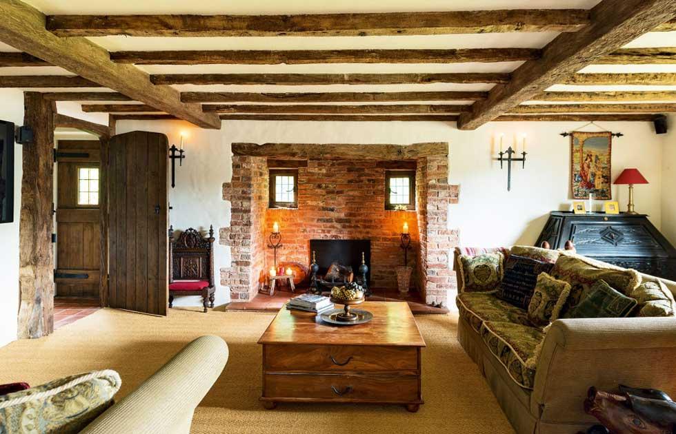 Tudor Style Remodel Homebuilding Renovating
