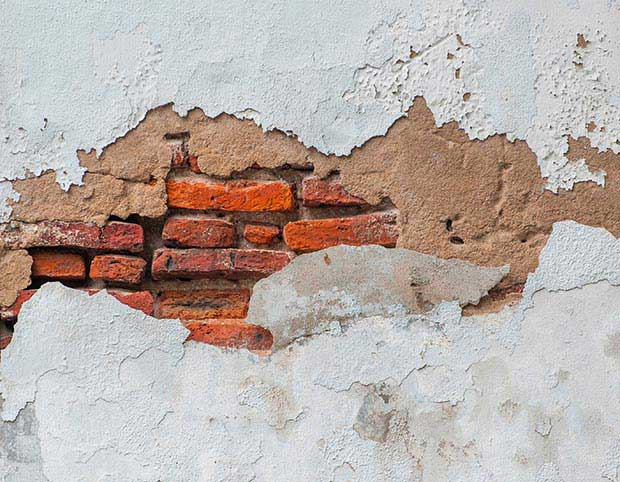Repairing Walls Brickwork And Render Homebuilding