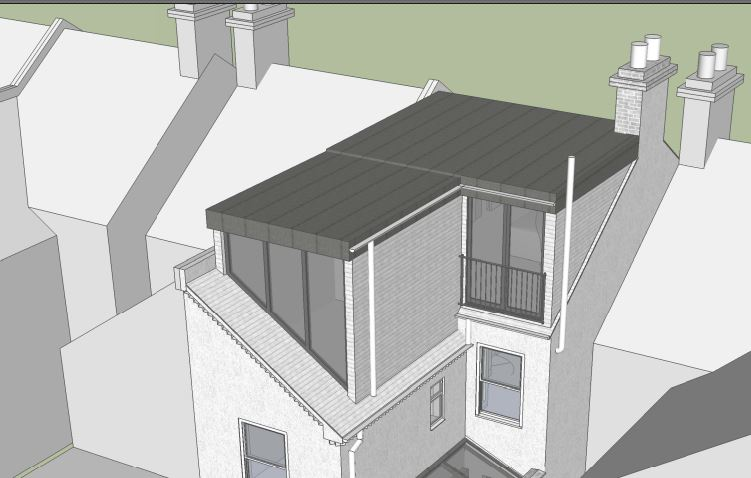 loft conversion designs examples - Not All Loft Conversions Need To Be Ugly