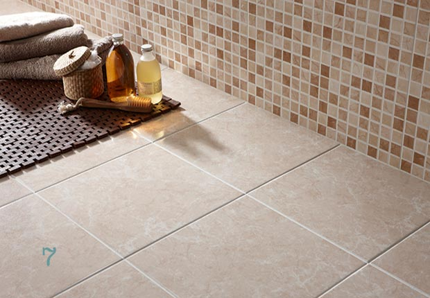 how to choose bathroom tile floor