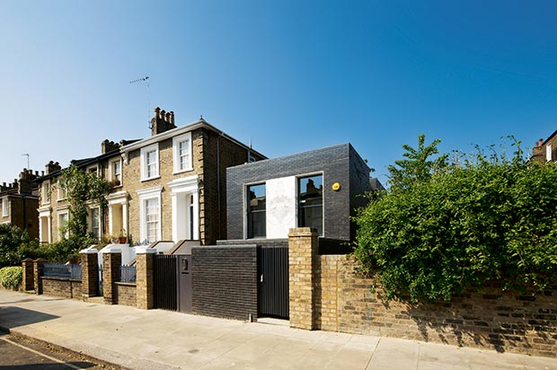 A Liddicoat & Goldhill project in Camden Conservation Area