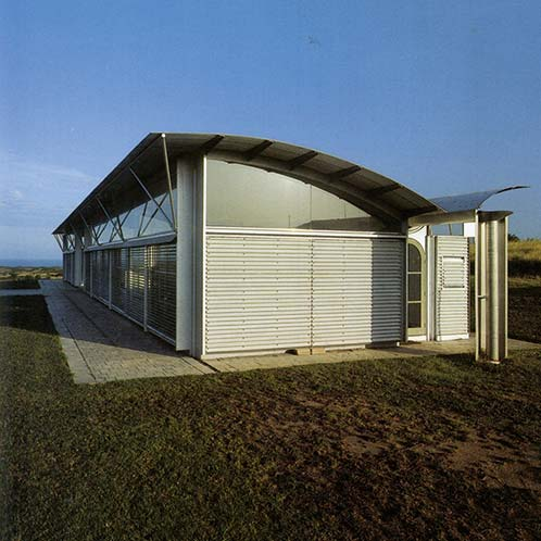 The Magney House in New South Wales