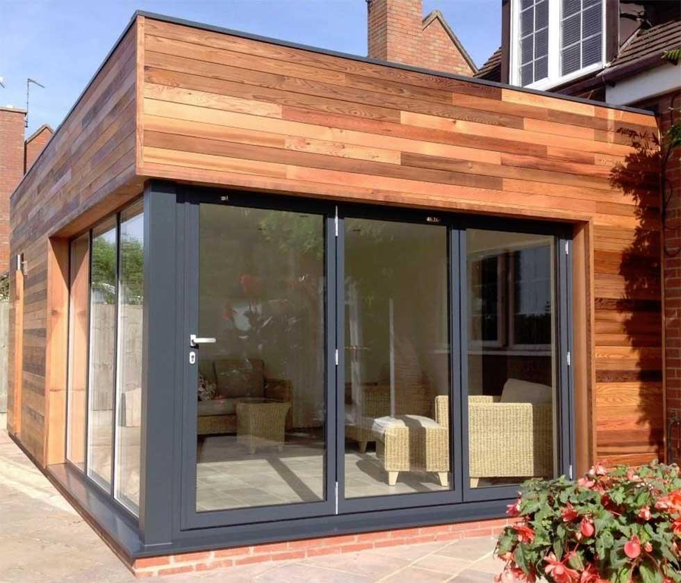 aluminium folding sliding doors homebuilding renovating. Black Bedroom Furniture Sets. Home Design Ideas