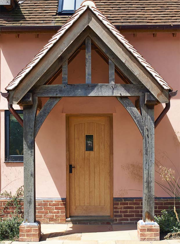 Creating An Entrance Homebuilding Amp Renovating