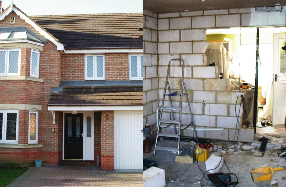 Garage conversion ideas homebuilding renovating