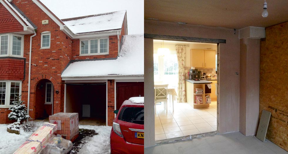 Convert Garage To Office garage conversion ideas | homebuilding & renovating