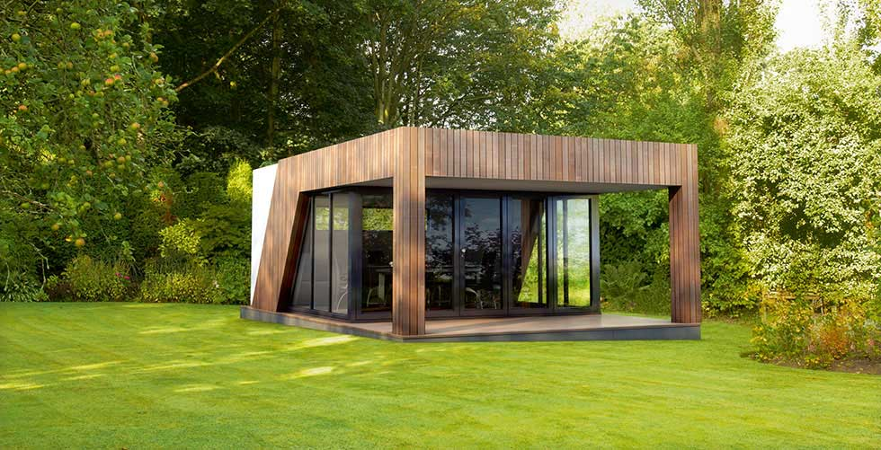 Garden room by Swift