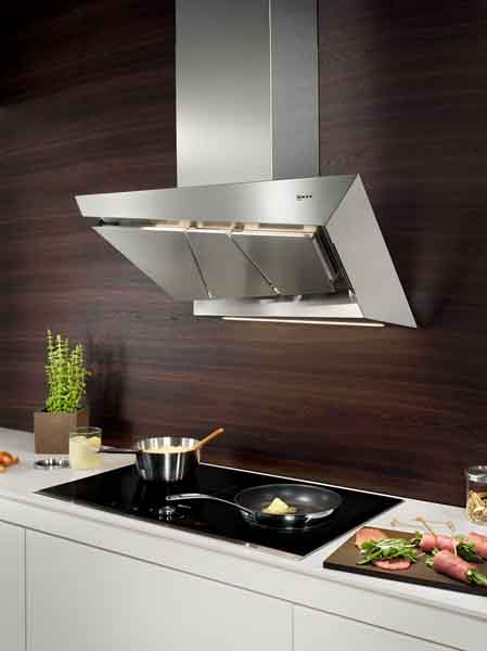 Homebuilding Renovating: Cooker Hoods: What To Consider
