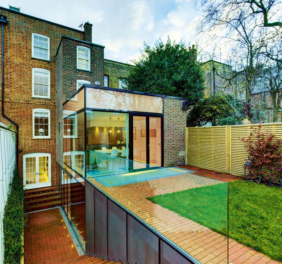 12 radical extensions homebuilding renovating - Glass extensions to houses ...