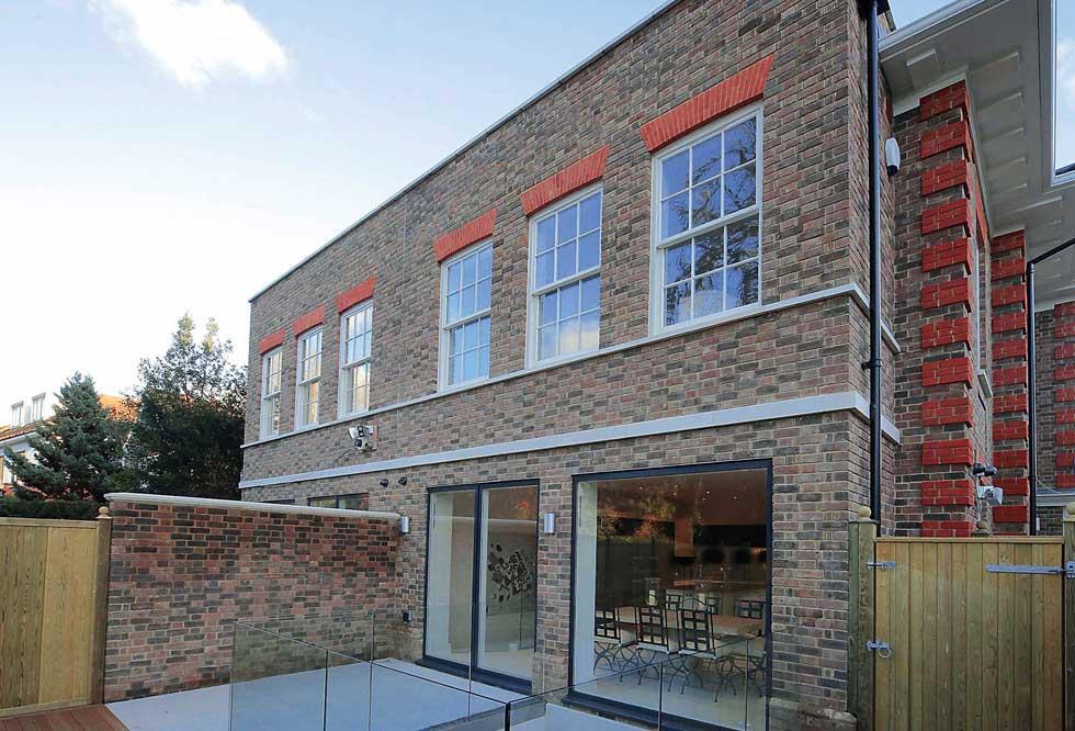 Sash windows from Lomax & Wood