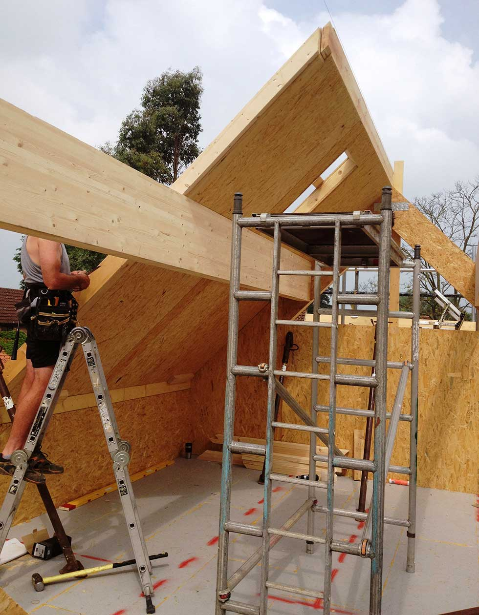 Choosing a build system the benefits of sips structural for How to build with sips