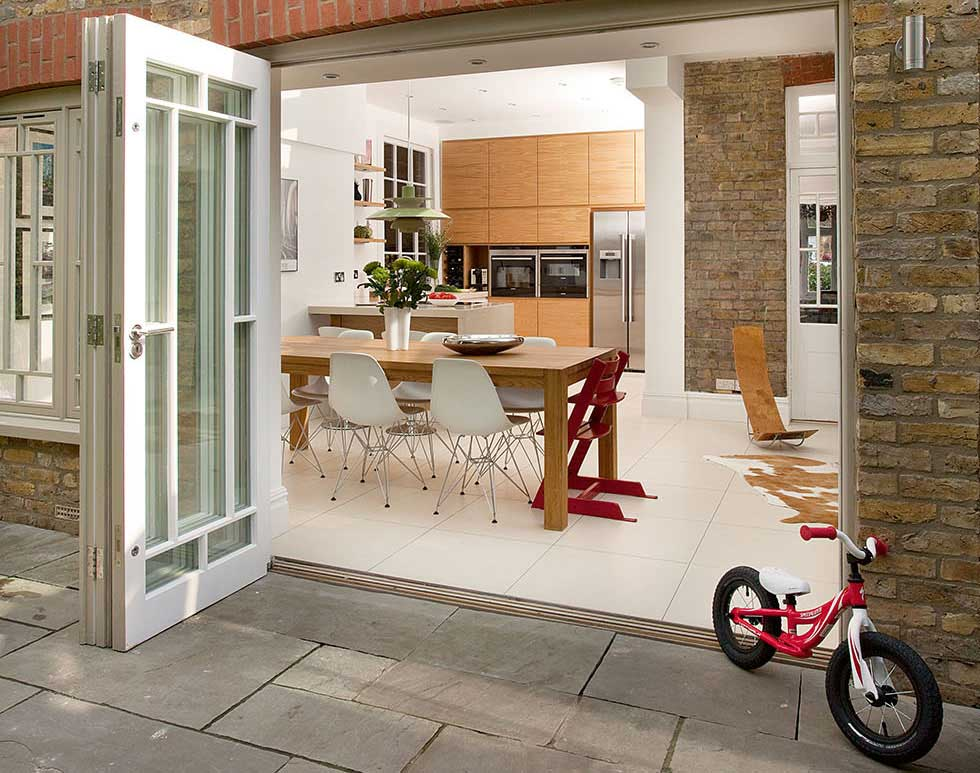 Patio Doors Bi Fold Sliding Or French Homebuilding