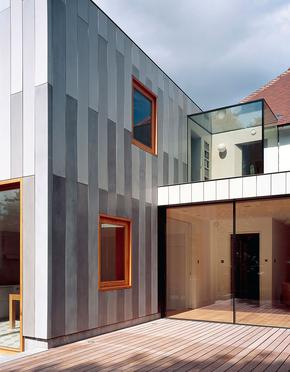 Concrete Cladding And Other Options Homebuilding Renovating