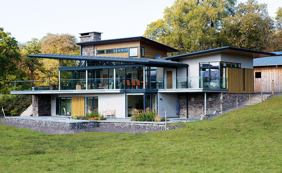 11 Stunning Scottish Self Builds Homebuilding Renovating