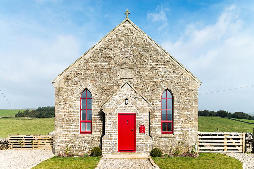 Camenzind-chapel-conversion-front-door-exterior-shot