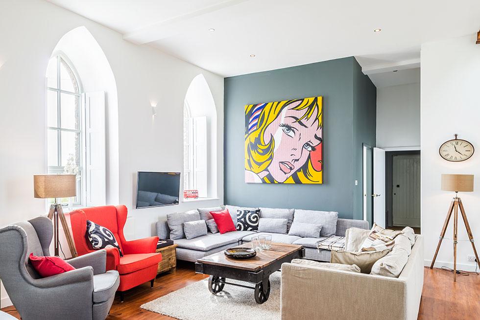 Camenzind-chapel-conversion-interior-indows-livingroom