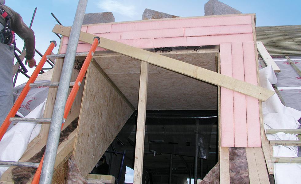 How To Insulate A Dormer Window Homebuilding Amp Renovating