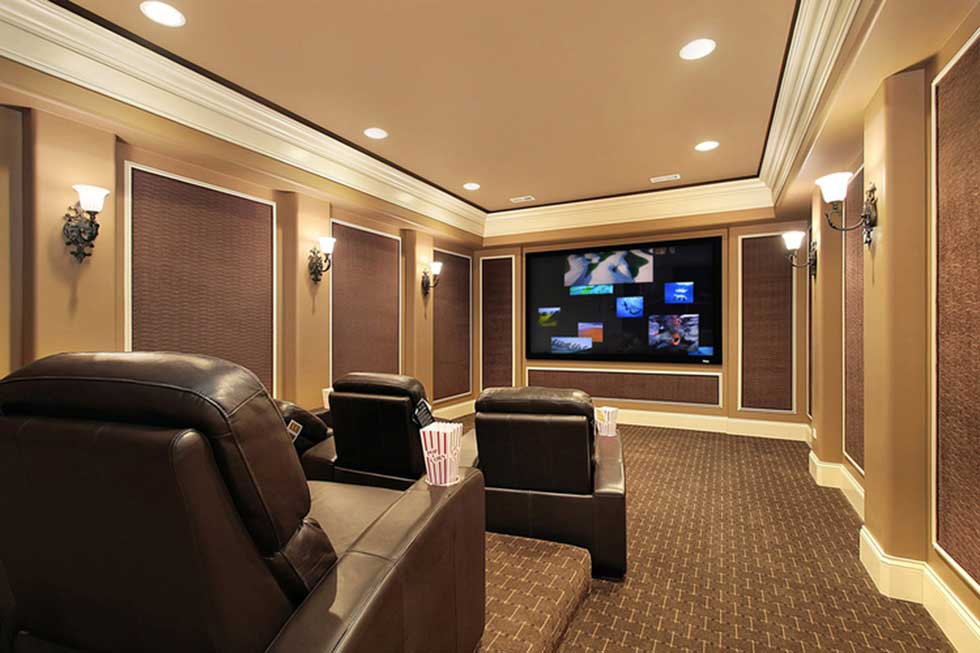 How To Create A Home Cinema Or Media Room | Homebuilding U0026 Renovating