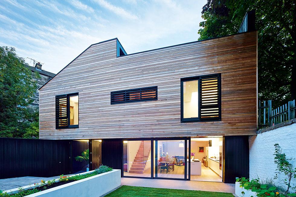 5 Dramatic External Makeovers Homebuilding Amp Renovating
