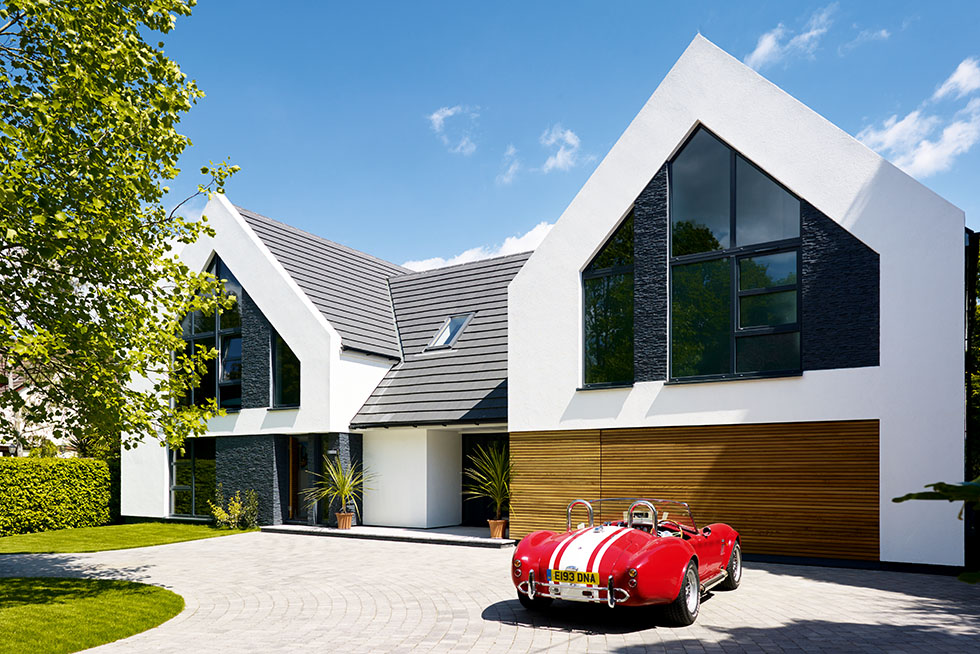 5 Dramatic External Makeovers Homebuilding Renovating