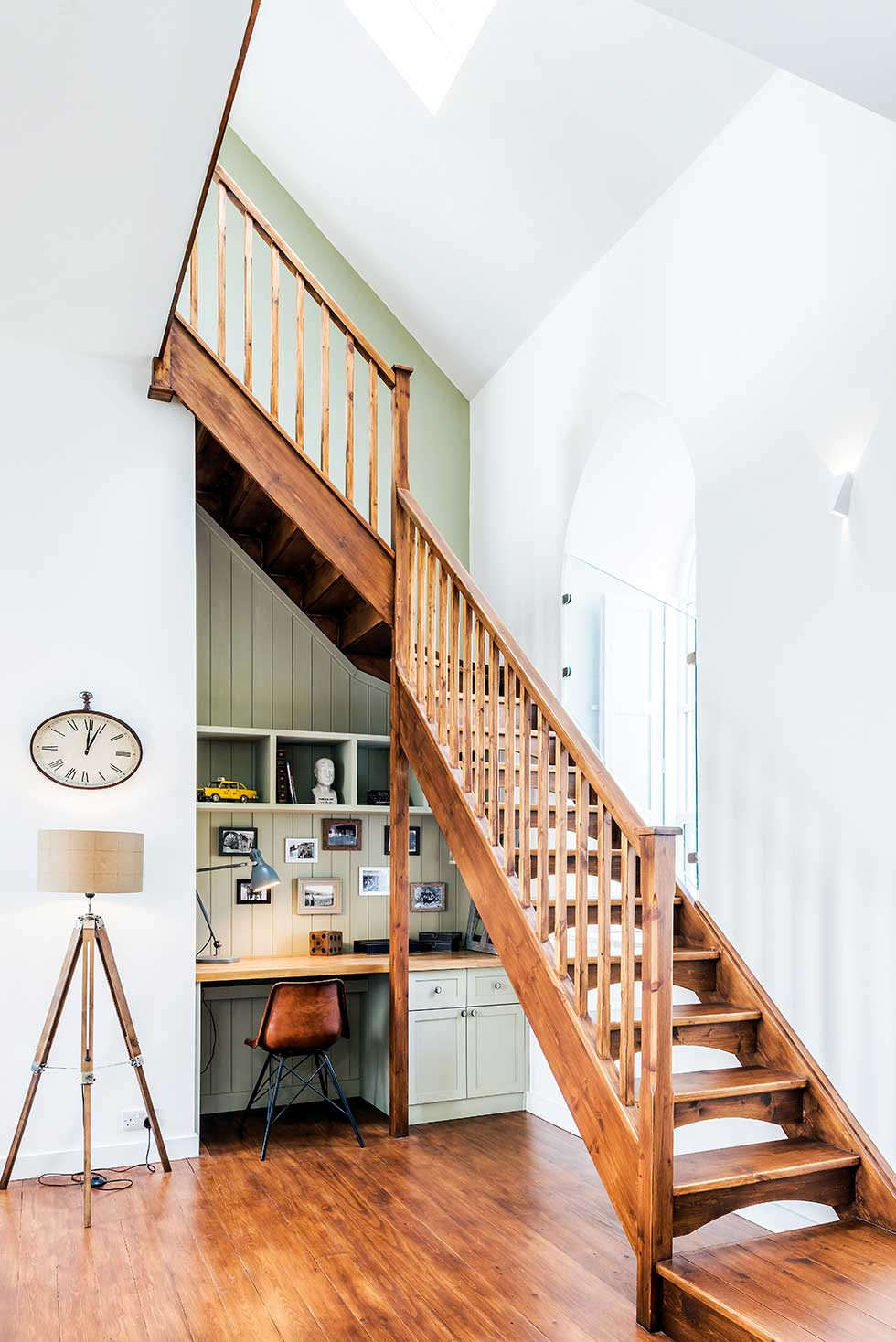 camenzind-converted-chapel-wood-stairs