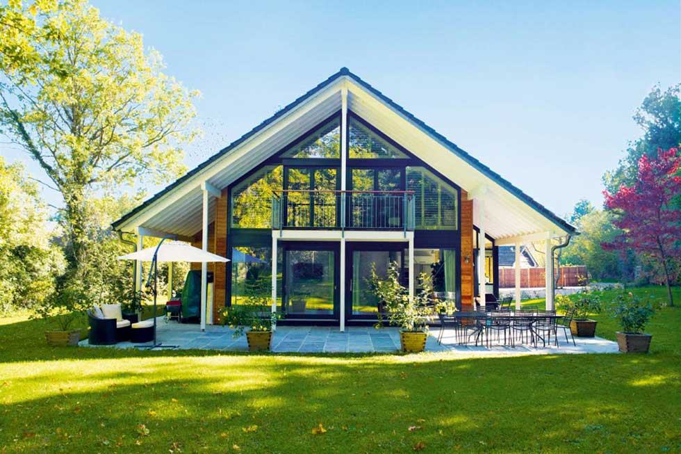 13 inspiring kit homes homebuilding renovating for German house builders
