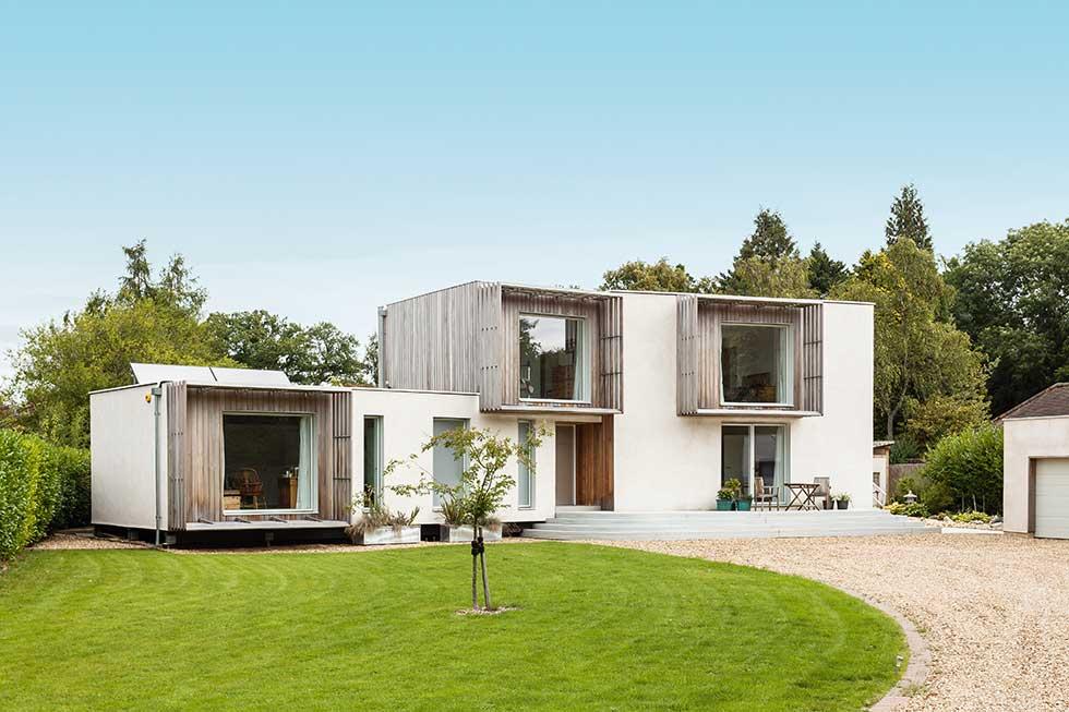 13 Inspiring Kit Homes Homebuilding Renovating